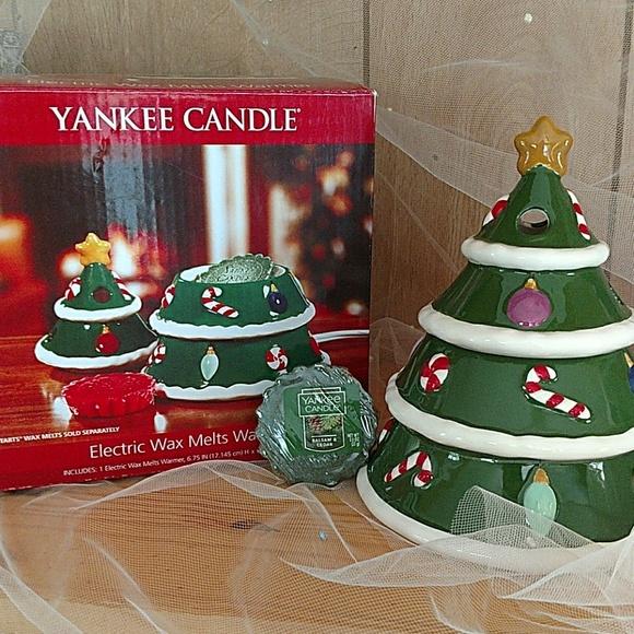 Yankee Candle Electric Wax Warmer New